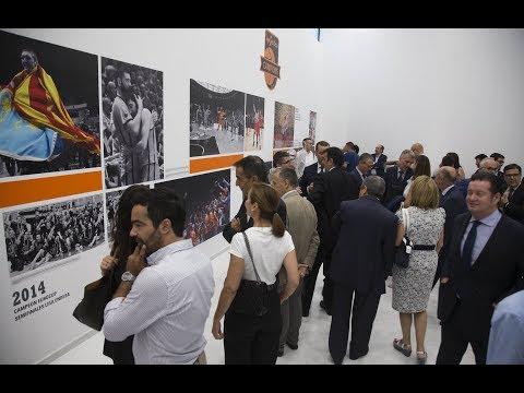 """Inauguración exposición """"El éxito del esfuerzo"""" en la Fundación Bancaja"""