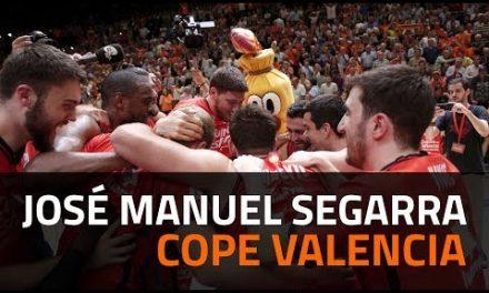 A la final de la Liga Endesa en… COPE Valencia