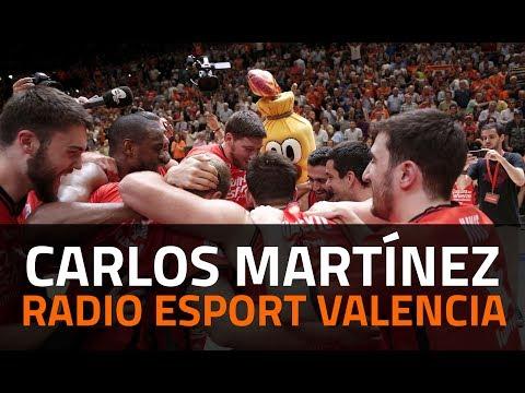 A la final de la Liga Endesa en… Radio Esport