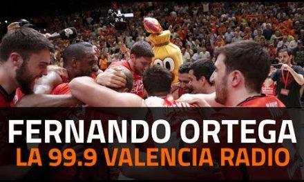 A la final de la Liga Endesa en… La 99.9 Valencia Radio