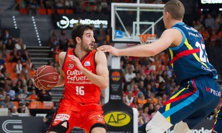 El Valencia Basket se presentará contra MoraBanc Andorra