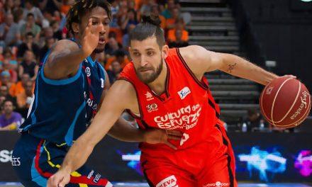 Valencia Basket se presentará ante el MoraBanc Andorra el 17 de septiembre