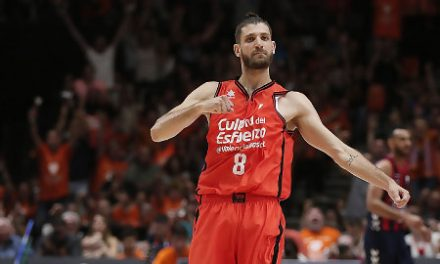 Valencia Basket amplía el contrato de Antoine Diot hasta 2019