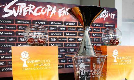 Horarios y TVs de la Supercopa Endesa