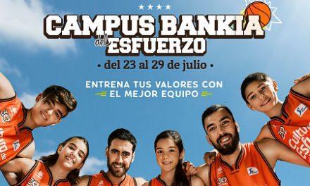 Seleccionados los 150 becados para el Campus Bankia del Esfuerzo 2017