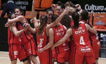 Valencia Basket sienta las bases de la nueva temporada en Liga Femenina 2