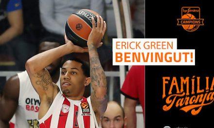 Valencia BC alcanza un acuerdo con Erick Green para la próxima temporada
