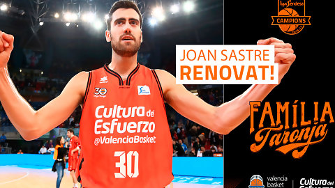 Joan Sastre, taronja hasta 2021