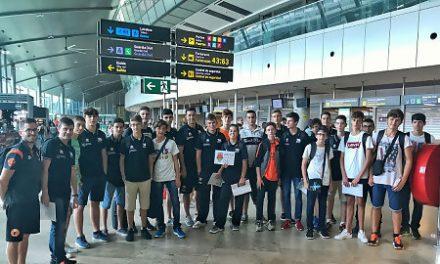 Arranca la 2ª edición del Campus Internacional Worcester- Valencia Basket