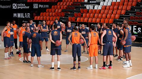 El Valencia Basket 2017-18 se pone en marcha