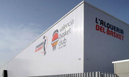 Valencia BC: L'Alqueria del Basket se pondrá en marcha el 27 de septiembre