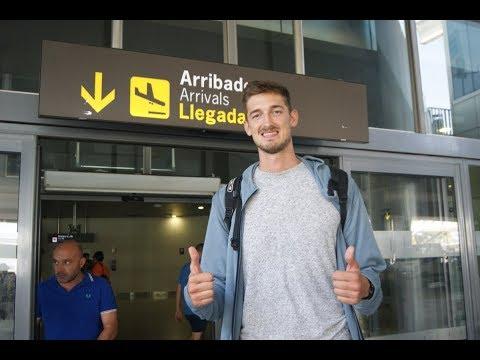 Tibor Pleiss llega a Valencia