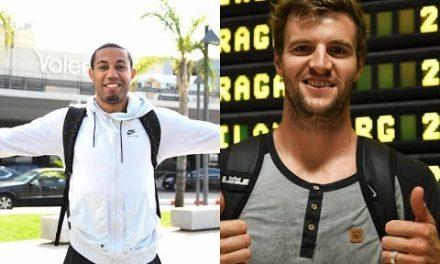 Erick Green y Aaron Doornekamp llegan a Valencia