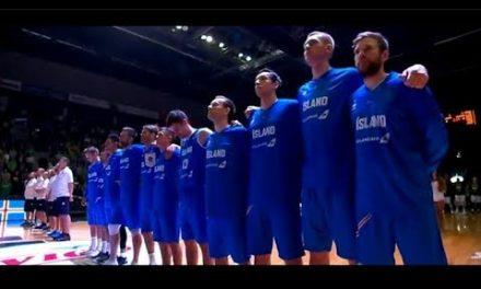 Tryggvi Hlinason pre Eurobasket 2017