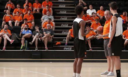 Valencia Basket organiza jornada abierta de formación de entrenadores