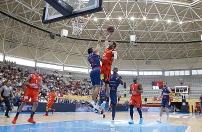 Valencia BC se enfrenta al MoraBanc Andorra en su presentación en la Fonteta