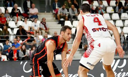 Una mala segunda parte condena a Valencia Basket ante el AS Mónaco (76-63)