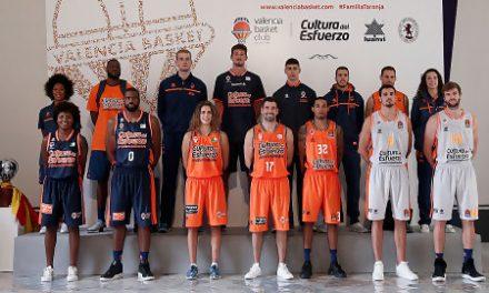 Valencia BC presenta nueva equipación inspirada en L'Alqueria del Basket