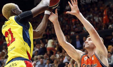 MoraBanc Andorra amarga al Valencia la presentación ante su público (66-72)