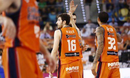 Valencia Basket se hace adicto a las finales (83-78)