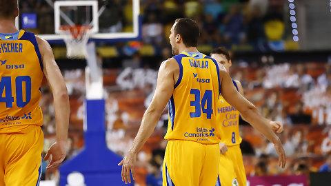 Final Supercopa Endesa: Herbalife Gran Canaria – Valencia Basket