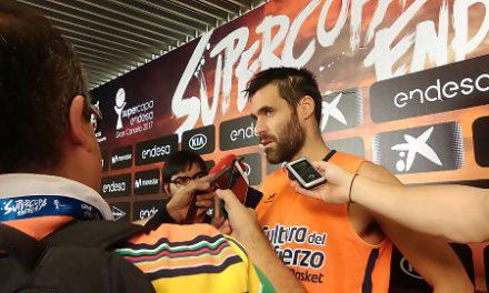 """Txus Vidorreta: """"Creo que la final está al 50%"""""""