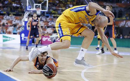 """Doornekamp: """"Es un reto afrontar la ACB con un equipo como el Valencia"""""""
