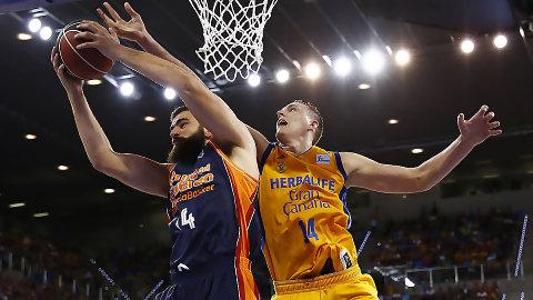 Bojan Dubljevic, a un paso del Top 5 en partidos jugados con Valencia Basket
