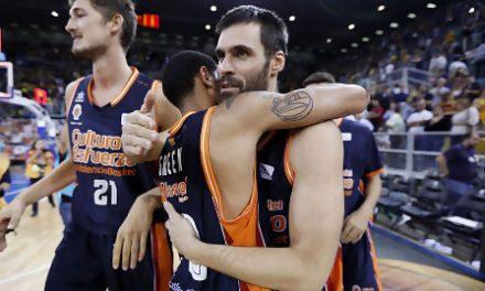 Remontada histórica del Valencia Basket en la Supercopa Endesa