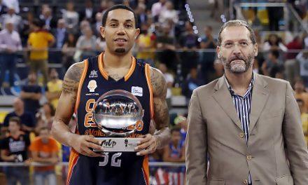 Erick Green, MVP Movistar de la Supercopa Endesa