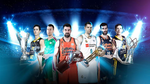 Una Liga Endesa 2017-18 de campeones
