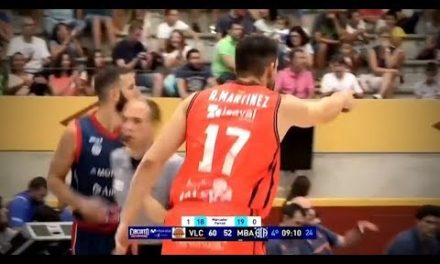 Highlights vs Morabanc Andorra – Circuito Movistar