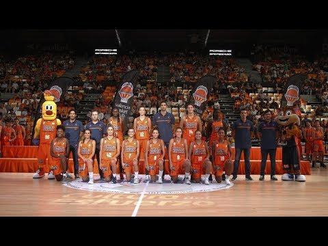 Presentación Valencia Basket femenino