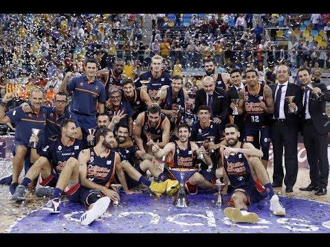 Campeones de la Supercopa Endesa #Supercampions