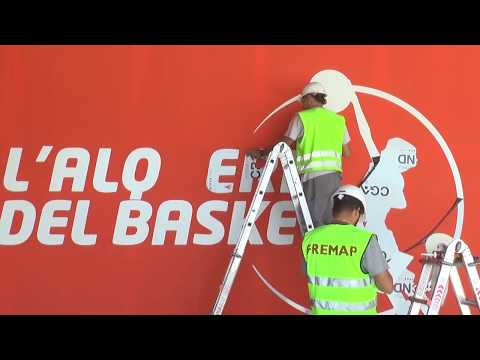 Timelapse L'Alqueria del Basket
