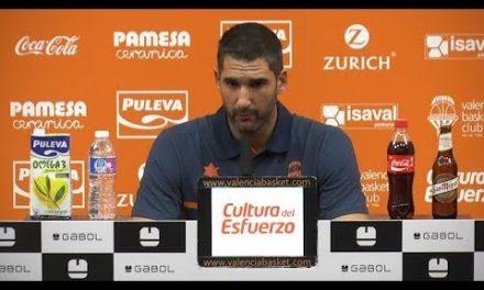 Rubén Burgos pre J1 LF2 vs Ciudad de los Adelantados