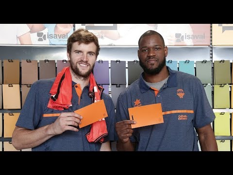 Presentación de Latavious Williams y Aaron Doornekamp