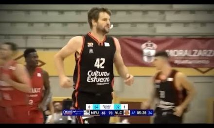 Highlights 2ª parte vs Montakit Fuenlabrada – Circuito Movistar