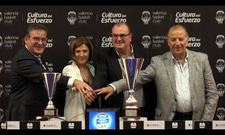 Presentación XXIV Trofeo Ciutat de València