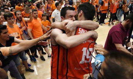 Valencia Basket recibirá mañana el premio Lonja al Deporte