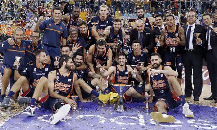 La Supercopa Endesa subirá al techo de la Fonteta el miércoles