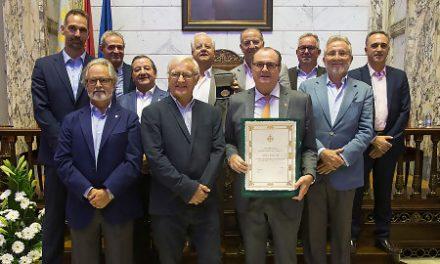Valencia Basket Club recibe la medalla de oro de la ciudad
