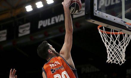 El Valencia Basket – San Pablo Burgos, el domingo a las 18:00 horas