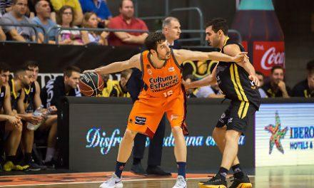 El Valencia Basket sufre para vencer al Iberostar Tenerife (67-70)