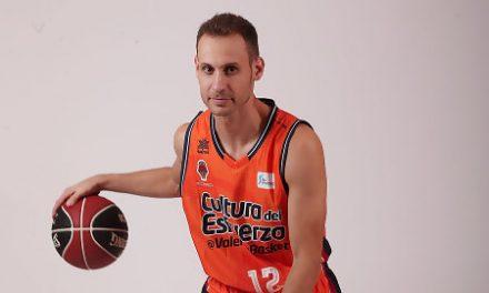 Pedro Llompart finaliza su vinculación con Valencia Basket