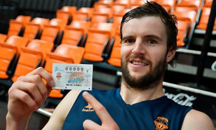 Valencia Basket, protagonista del décimo de Lotería Nacional del jueves 19