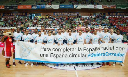 #QuieroCorredor, en Murcia