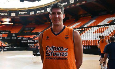 Damjan Rudez completa su fichaje por Valencia Basket