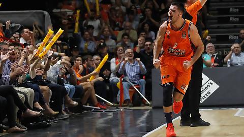 Valencia Basket arrolla a un pobre Unicaja (91-53)