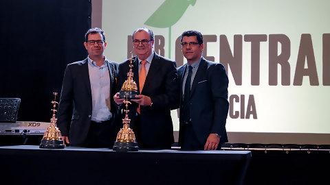 Valencia Basket, «Premio Cotorra 2017» del Mercado Central de Valencia